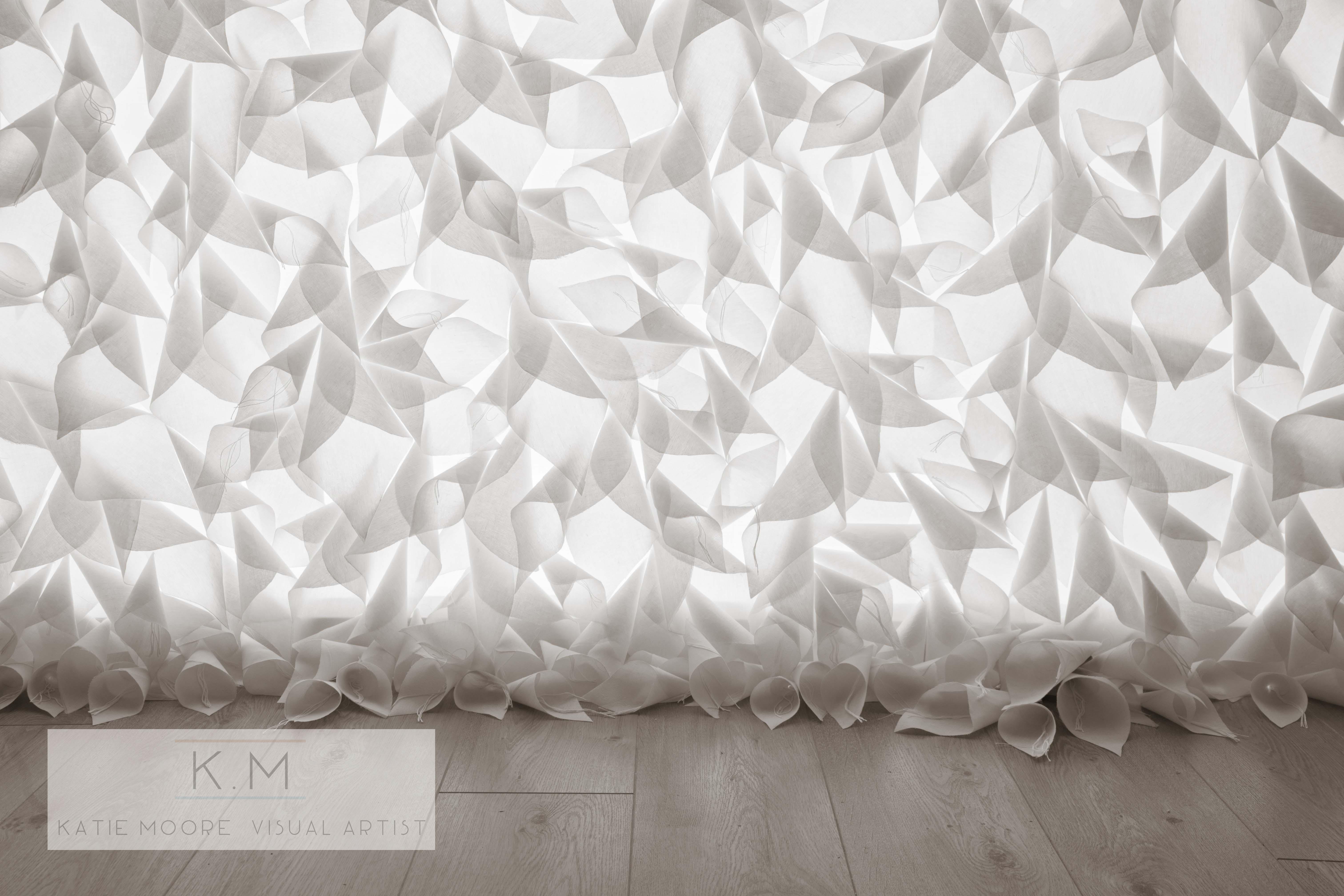 Katie Moore : Paper Bloom